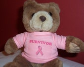 Save the Boobies Bears (Fight Breast Cancer)