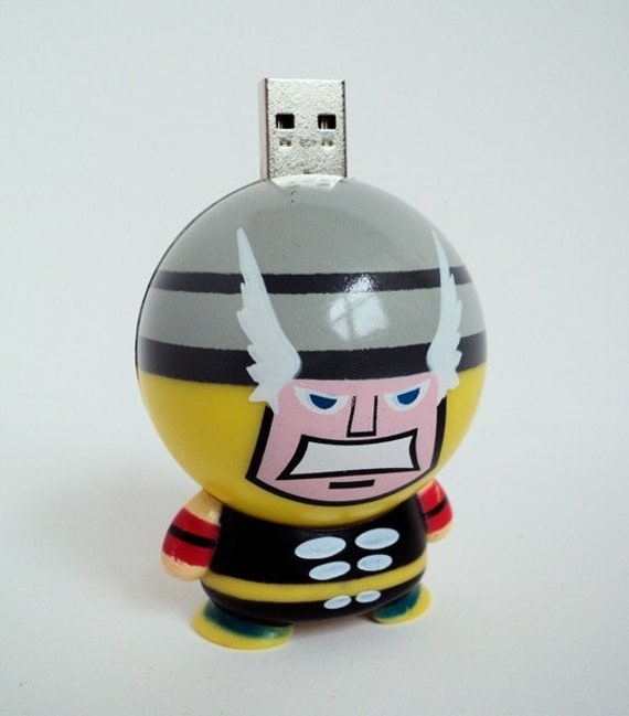 4GB THOR USB Flash Drive