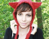 Sly Red Fox Hat