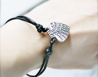 Happiness -  endless bracelet - men and women