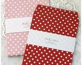 Japanese Paper Bag - Polka Dots