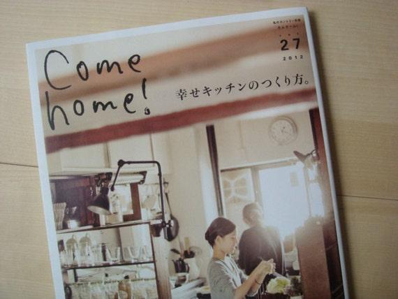Come home magazine vol. 27 2012
