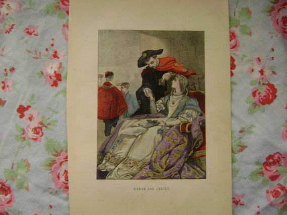 Romeo and Juliet 1800s  reserved for sarah