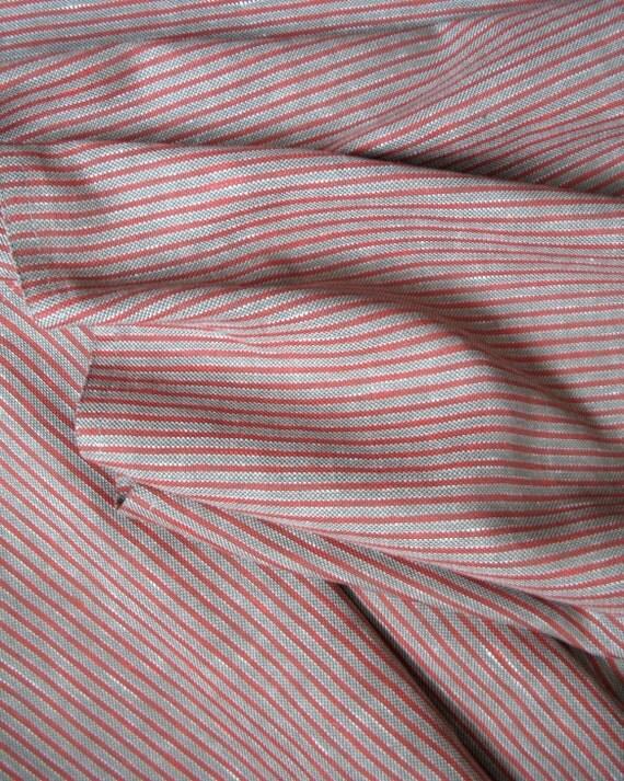 Linen Table Runner. Organic Linen/Cotton Red & Grey Striped Tablerunner. Red Table Runner. Striped Table Runner. Christmas Gift Ideas