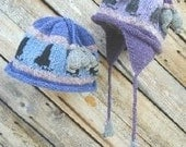 Cat and Mice Hat  Pattern