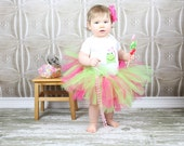Apple Butter Tutu ----Infant-on up--- Great for Birthdays, or Photography