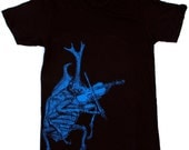 Mens INSECT (musician) american apparel t shirt X S S M L Xl and X X L (Black)