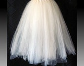 """Tutu skirt 30"""" long customize your size priority shipping Choose your own COLORS"""