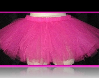 Adult tutu skirt custom orders welcome from premies to plus size adults you choose colors