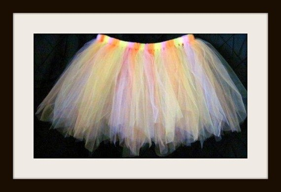 Fairy Tutu for all sizes you choose your colors newborn child toddler teen tween adult  plus size
