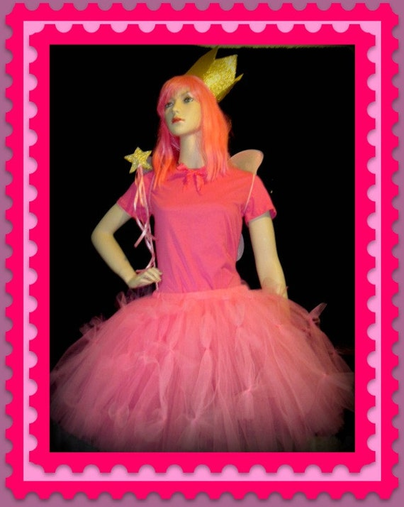 Pinkalicious Tutu Skirt  Outfit customize your in your colors or size