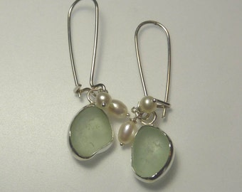 Aquamarine Earrings