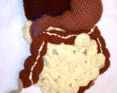 Crochet Push Digestive System