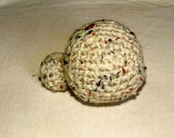 Crochet Baker's Yeast Plush