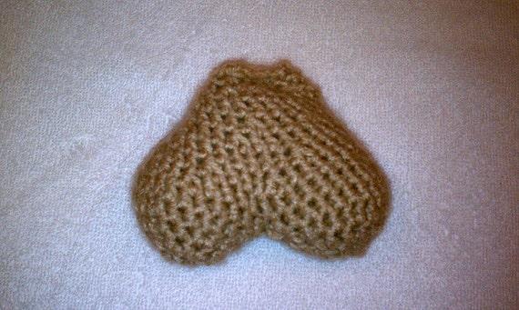 Crochet Scrotum, Balls, Nutsack, Mature