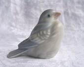 Vintage Ceramic Blue Bird Figurine by Otagiri