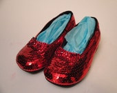 MADE IN YOUR CHILD'S SIZE Dorothy's Ruby Slippers