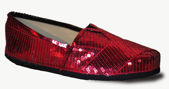 Made in your size Ruby Red Sequin Classics