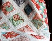 audrey's keepsake, children's clothing PDF quilt pattern, FREE SHIPPING