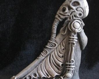 Prometheus Alien Space Jockey Poppet - Limited Edition - 28 of 50