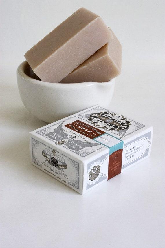 Rosewood Petitgrain & Orange Blossom Handmade Natural SOAP