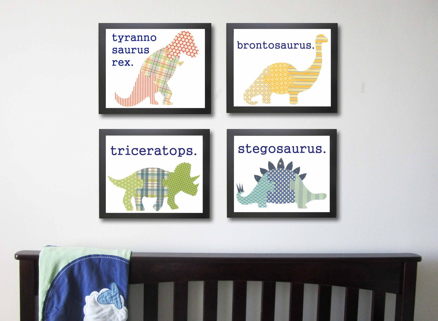 Popular items for dinosaur nursery on Etsy
