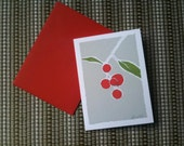 Let Nature Sing - Holiday card set