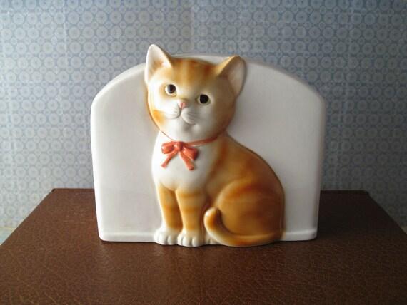 Cat Stationery Holder