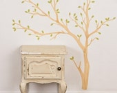 Fabric Wall Decal - Build a Tree (reusable) NO PVC