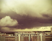 la pluie de pluie partent