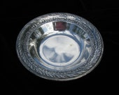 Vintage Wallace Silverplate Dish 4231
