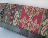 Vintage Tapestry Wallet