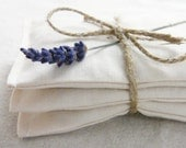 Elegant Lavender Sachets - Romantic Shabby Decor - Beach Wedding Bridesmaid Gift