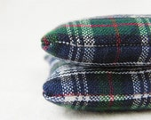 Balsam Sachets, Tartan Plaid, Forest Aromatherapy