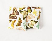 Potpourri Sachets, Nature Lover Gift, Butterflies, Bees, Nature Decor
