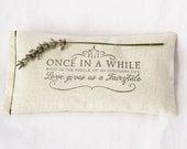 Cream Lavender Sachet, Fairytale Wedding Favor, Bridal Party Gift, Aromatherapy - Gardenmis