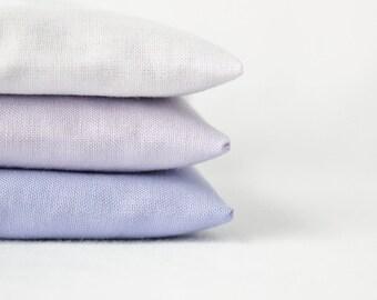 Unique Bridesmaid Gift, Ombre Purple Lavendar Sachets for Lavender Wedding