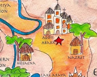 Custom Map Landmark