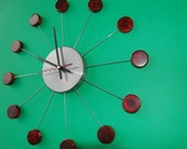 BING CHERRY Wall Clock