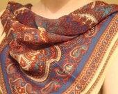 arabian summer scarf vintage