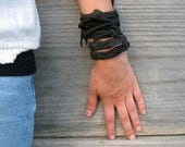 Eco Upcycled Arm Wrap / Cuff