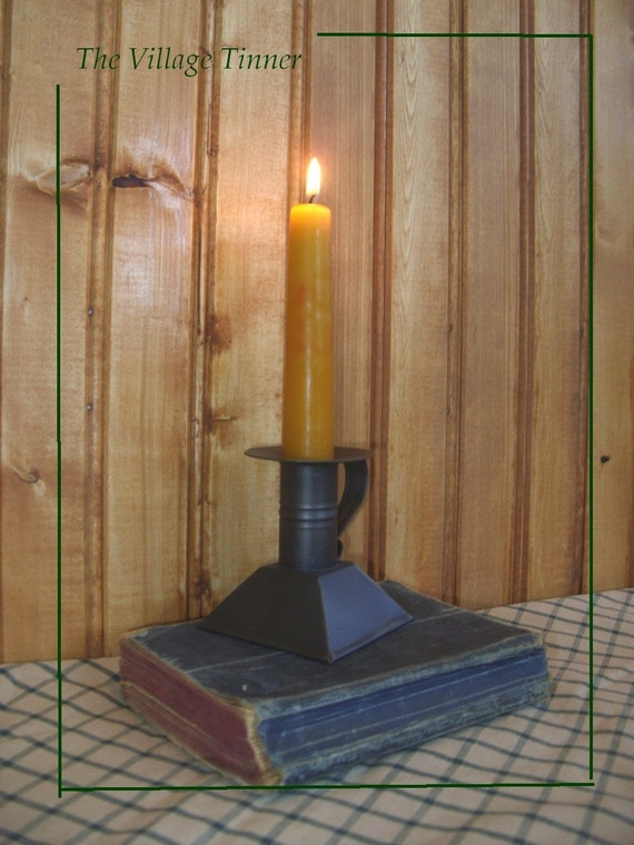 Santa Fe Candle Stick- Choice of Finishes