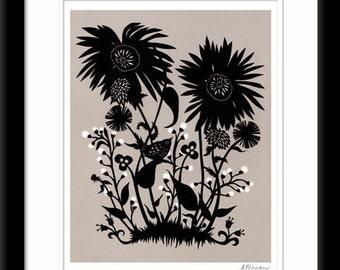Print Option: Matting for 11 x 14 inch Prints