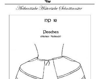 18th c. Pocket Hoops pattern
