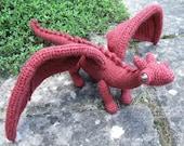 Dragonet Amigurumi Pattern PDF