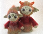 Mother and Child Spirit Amigurumi Pattern PDF - Crochet Pattern