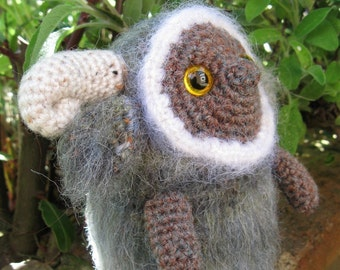 Small Spirit Amigurumi Pattern PDF