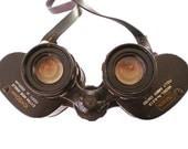 Vintage Sears Extra Wide Angle Binoculars