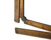 Antique Folding Ruler