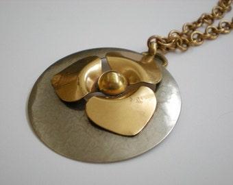 Vintage Marjorie Baer Art Moderne Necklace